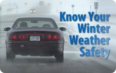 Winter Hazard Awareness