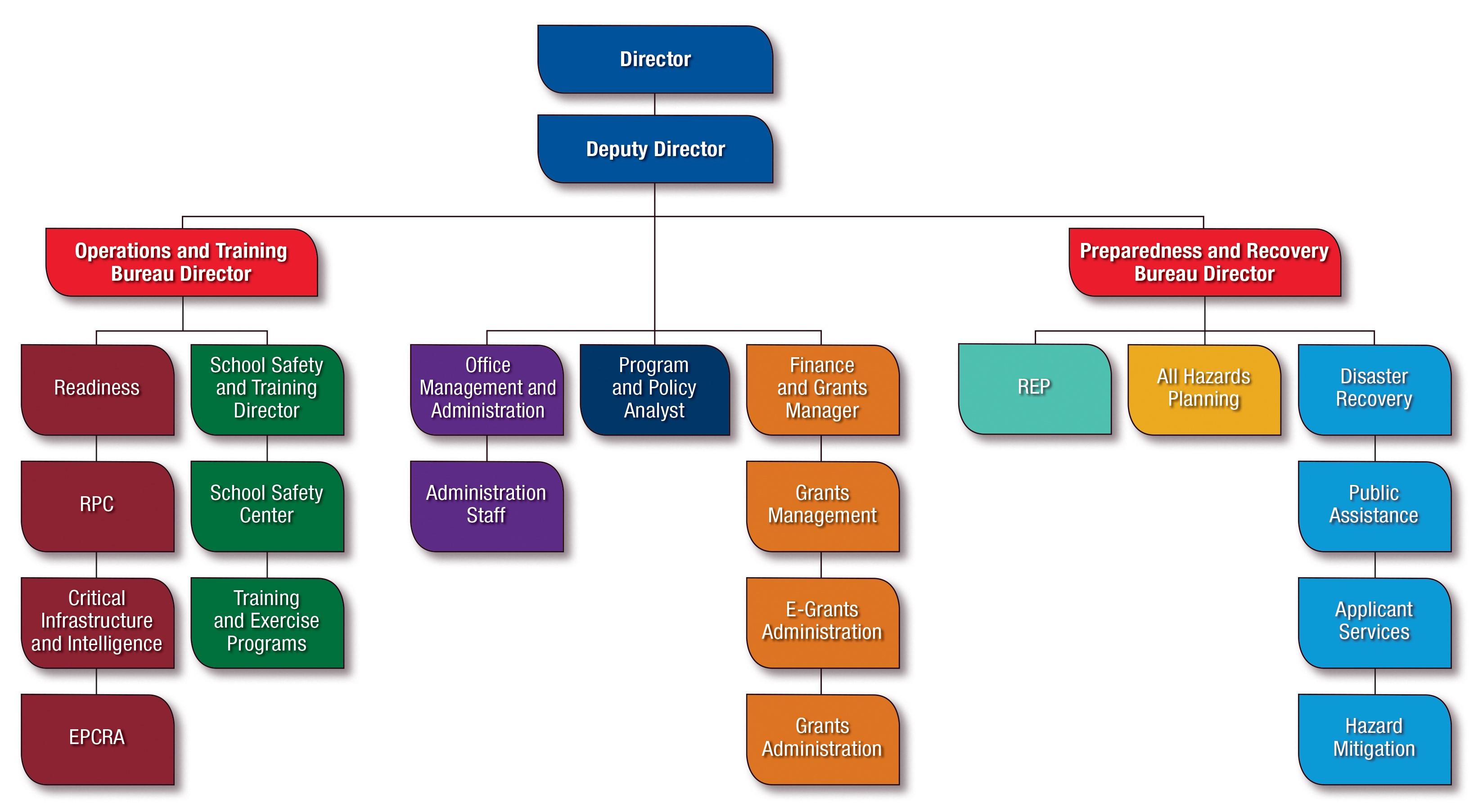 About Organizational Chart