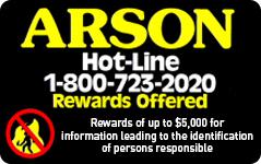 Arson Hotline Poster Image