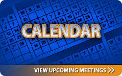 ECN and SECB Calendar